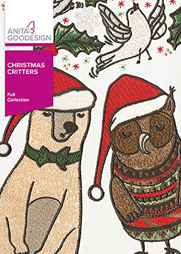 Christmas Critters 327AGHD