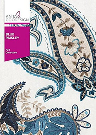Blue Paisley Full Collection Cd 344AGHD