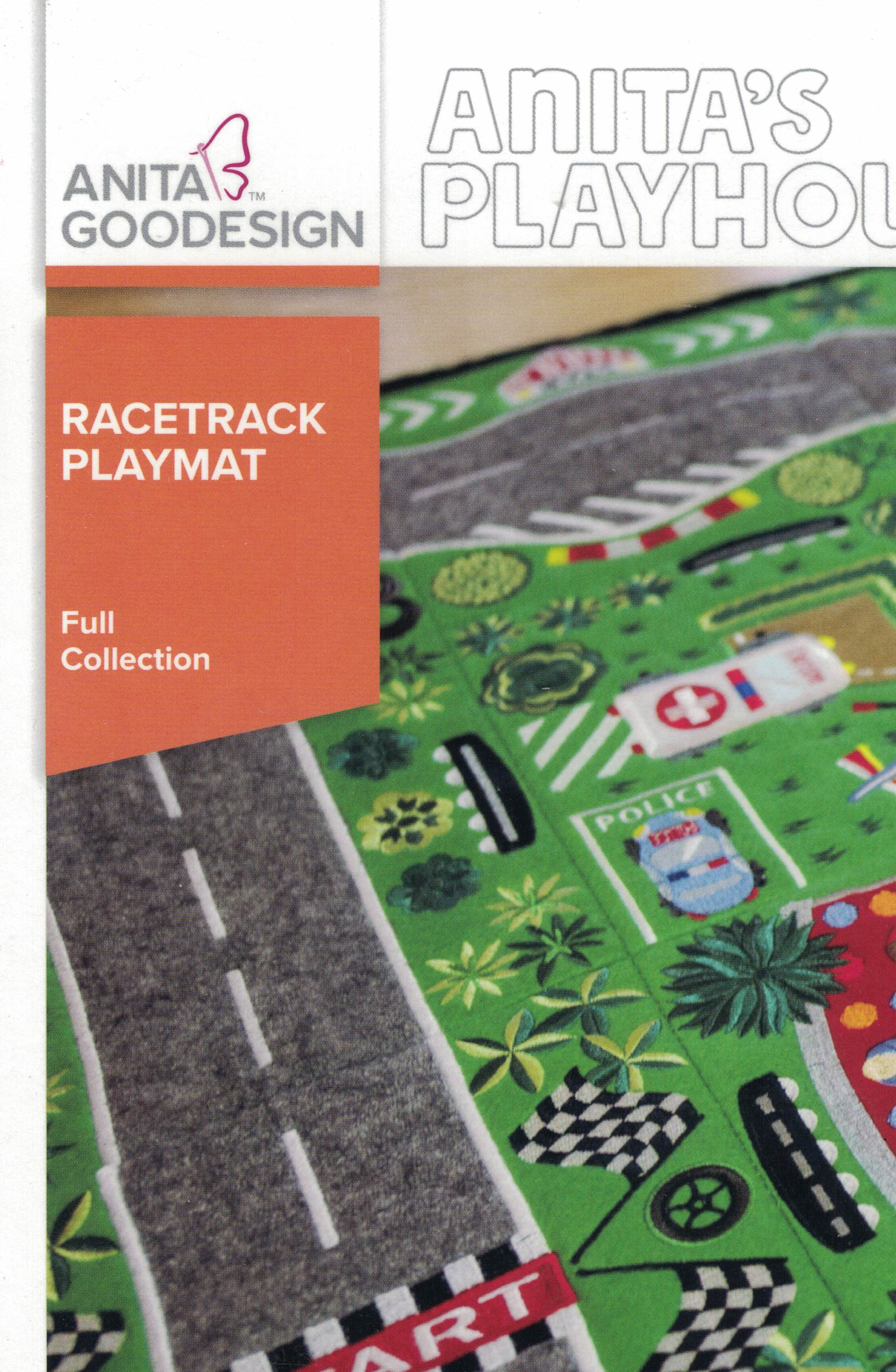 Racetrack Playmat Full Collection 359AGHD