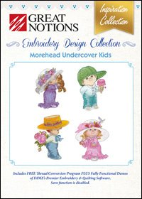 Morehead Undercover Kids