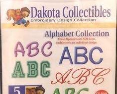 Alphabet Collection CD