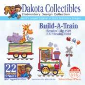 Build-A-Train CD