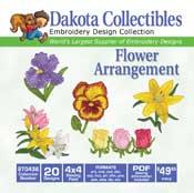 Flower Arrangement CD