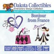 Bonjour From France CD