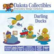 Darling Ducks CD