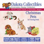 Christmas Pets CD