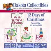 12 Days of Christmas CD
