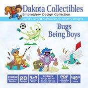 Bugs Being Boys CD