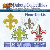 Fleur-De-Lis CD