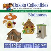 Birdhouses CD