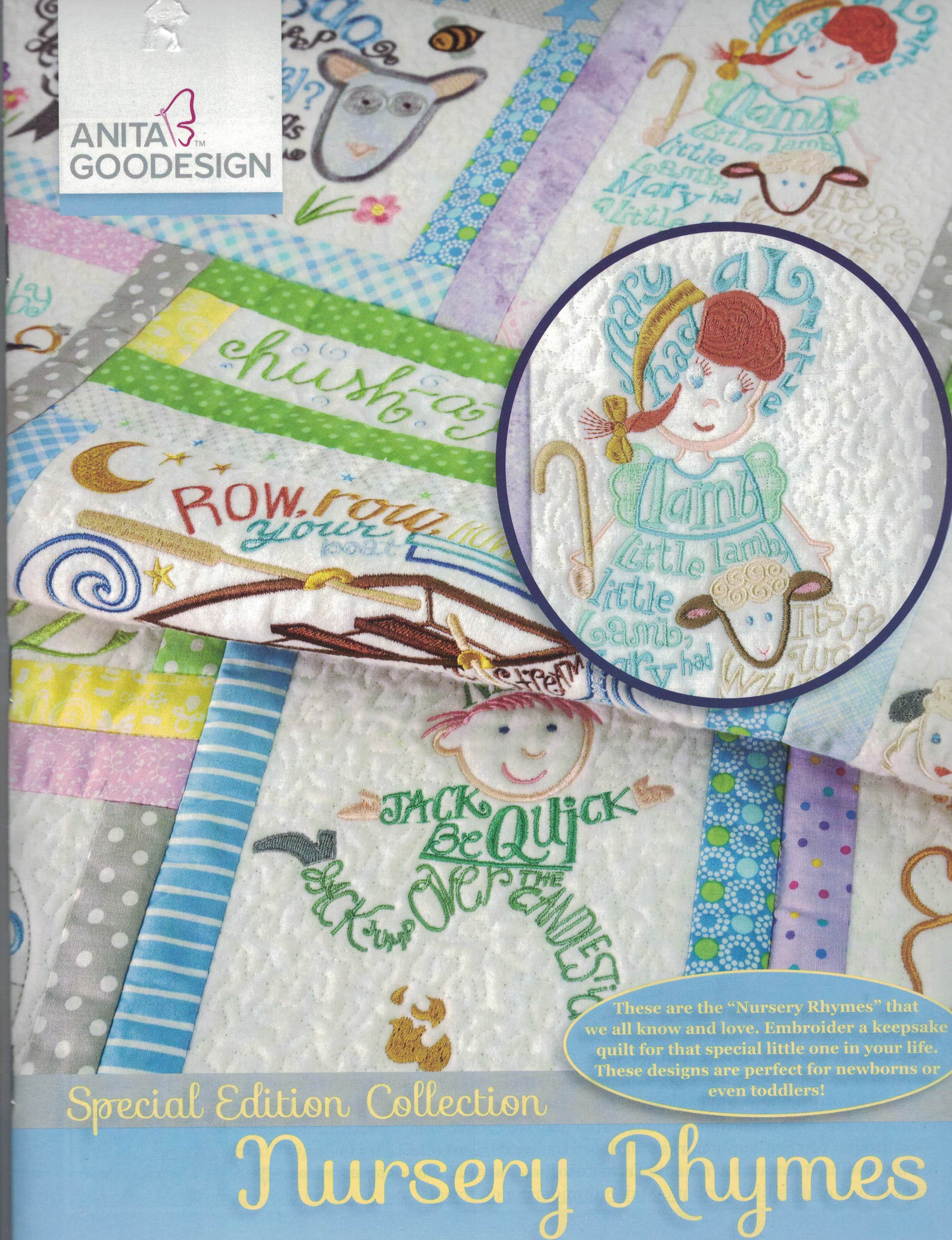 Nursery Rhymes Special Edition Collection 18AGSE