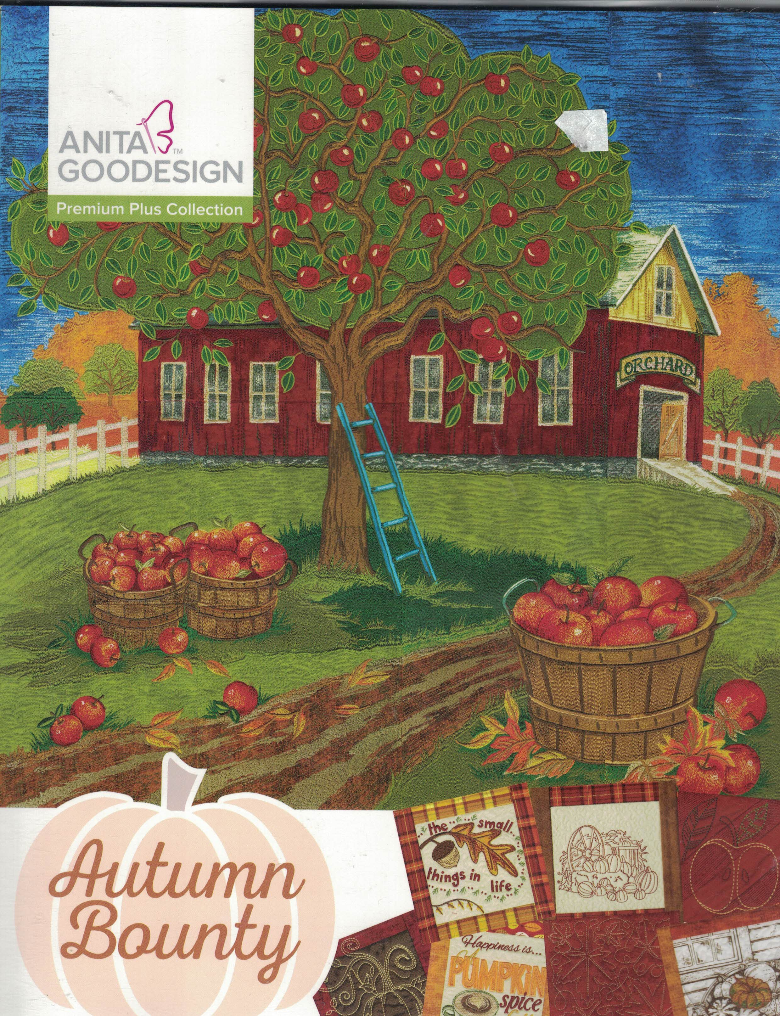 Autumn Bounty CD Premium Plus Collection PRPL06