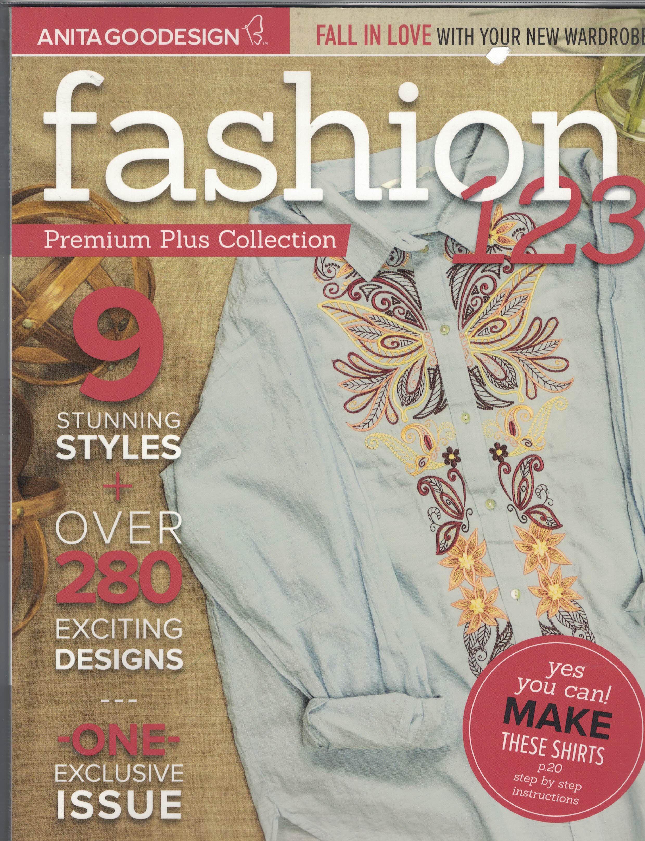 Fashion 123 Premium Plus Collection Cd PRPL09