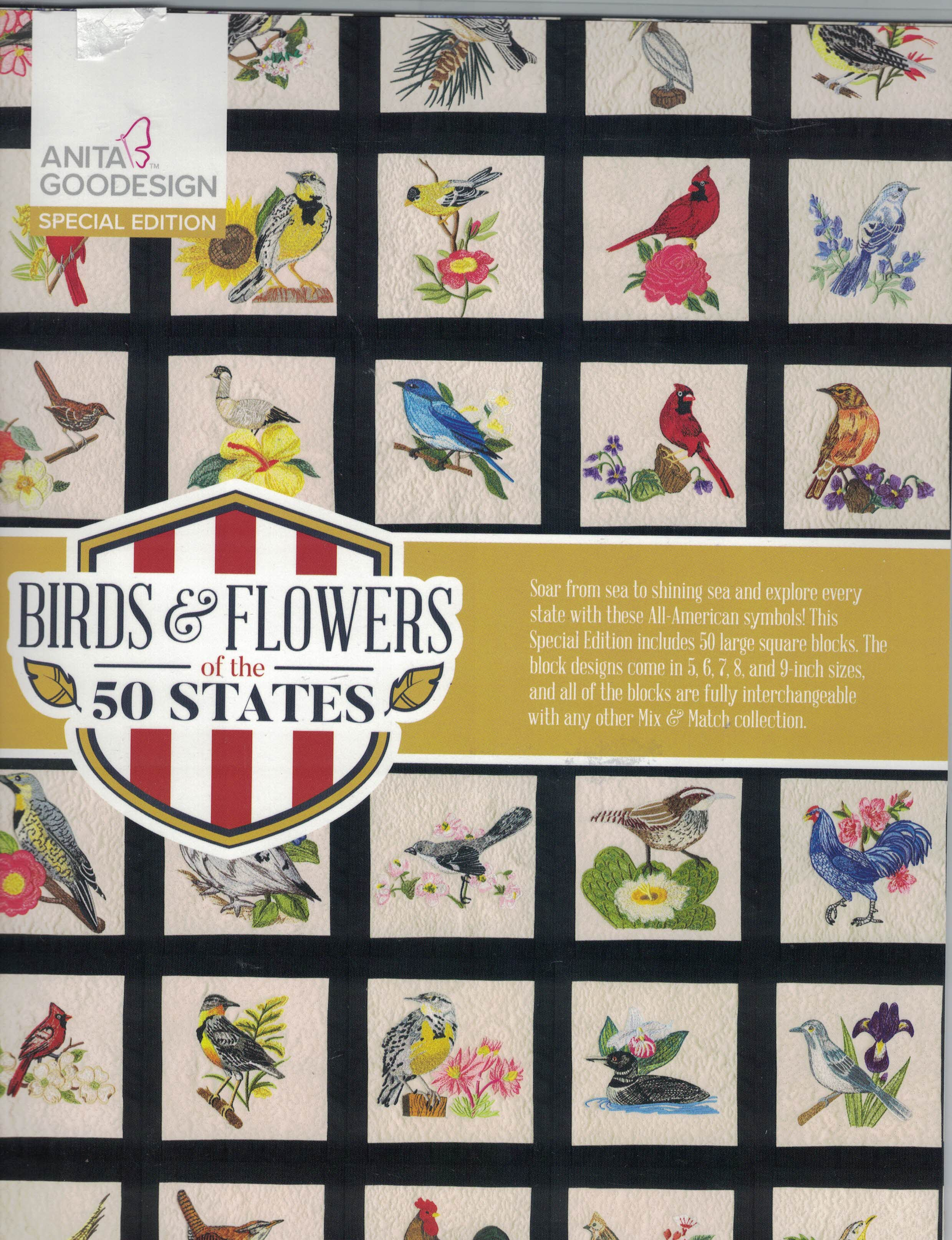 Birds & Flowers of the 50 States Special Edition 30AGSE