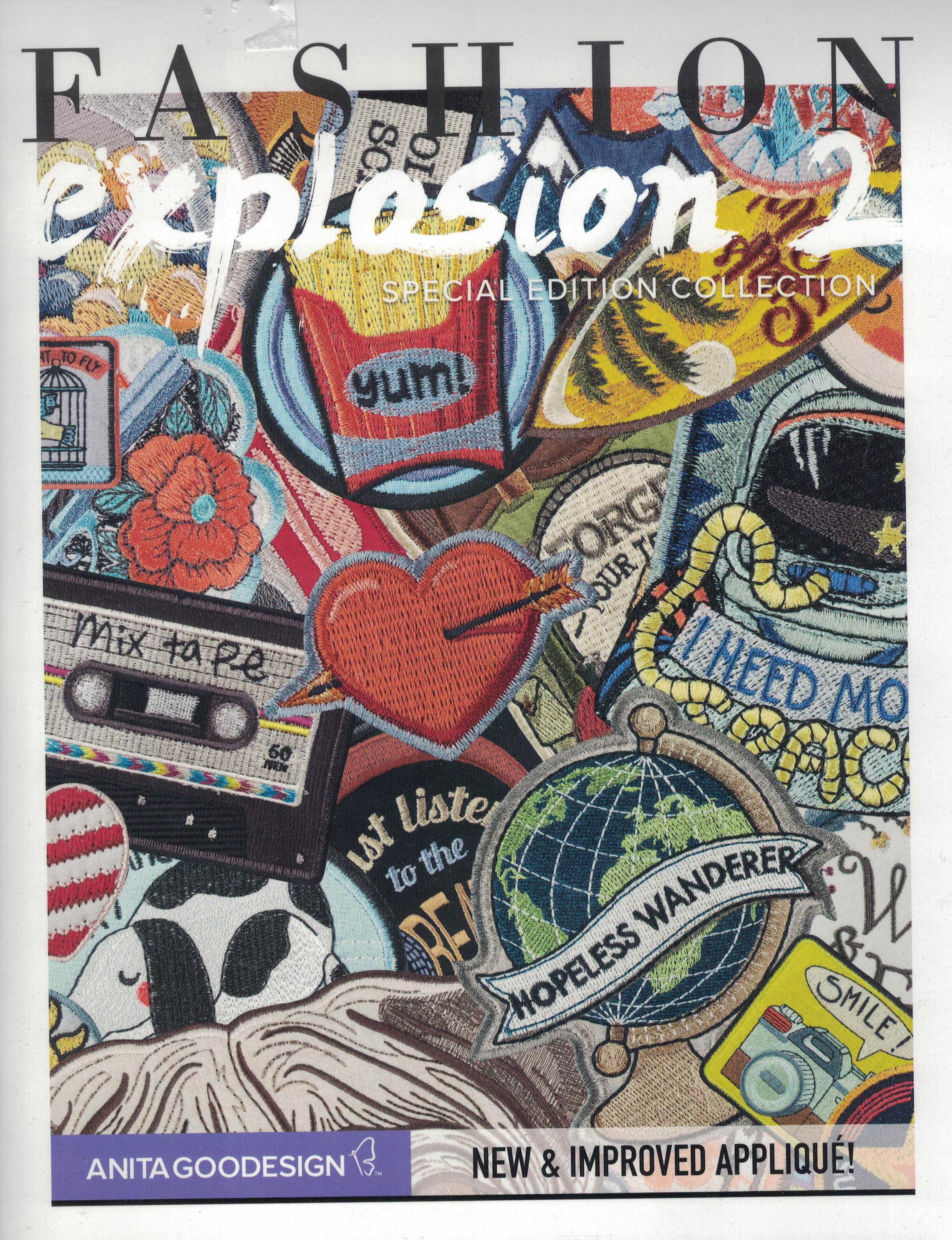 Fashion Explosion 2 Special Edition Collection 34AGSE