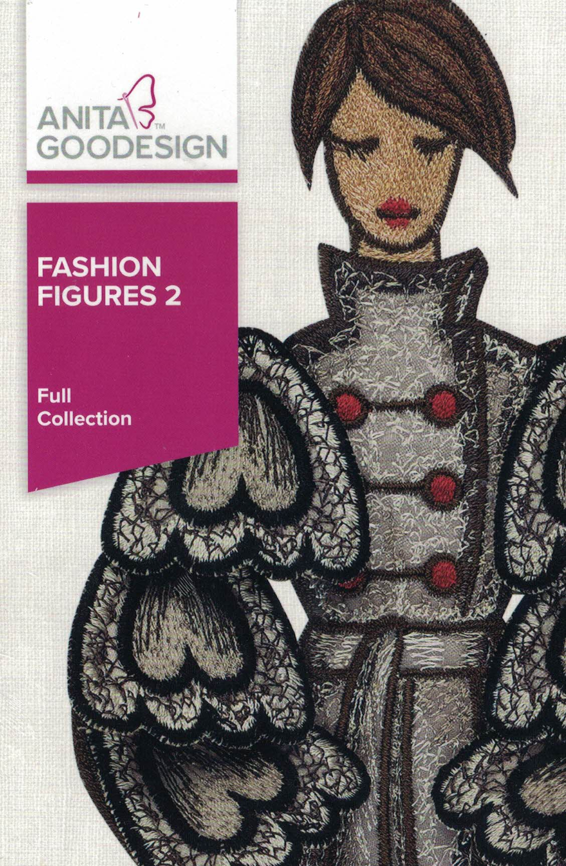 Fashion Figures CD Full Collection 368AGHD