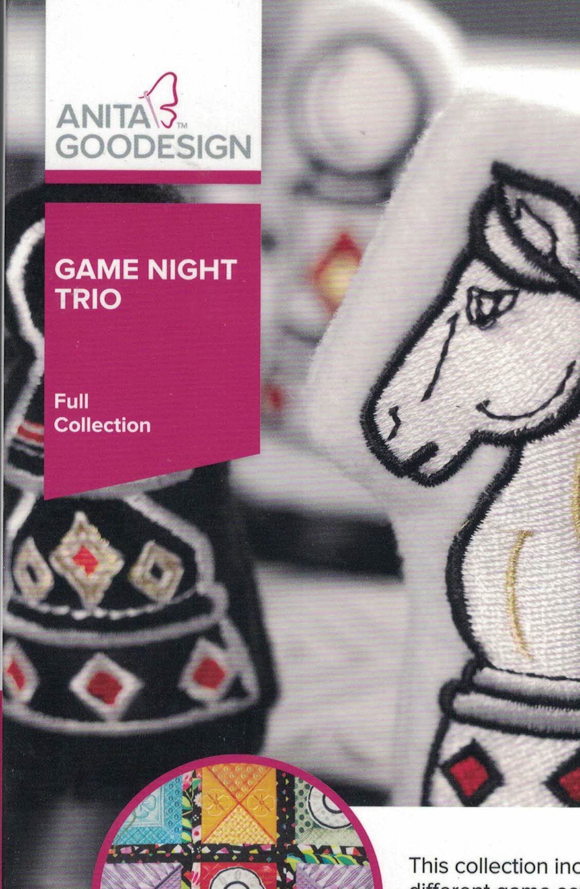 Game Night Trio CD Full Collection 364AGHD