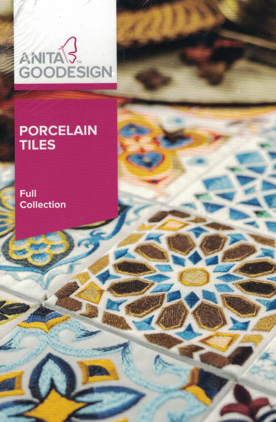 Procelain Tiles CD Full Collection 364AGHD