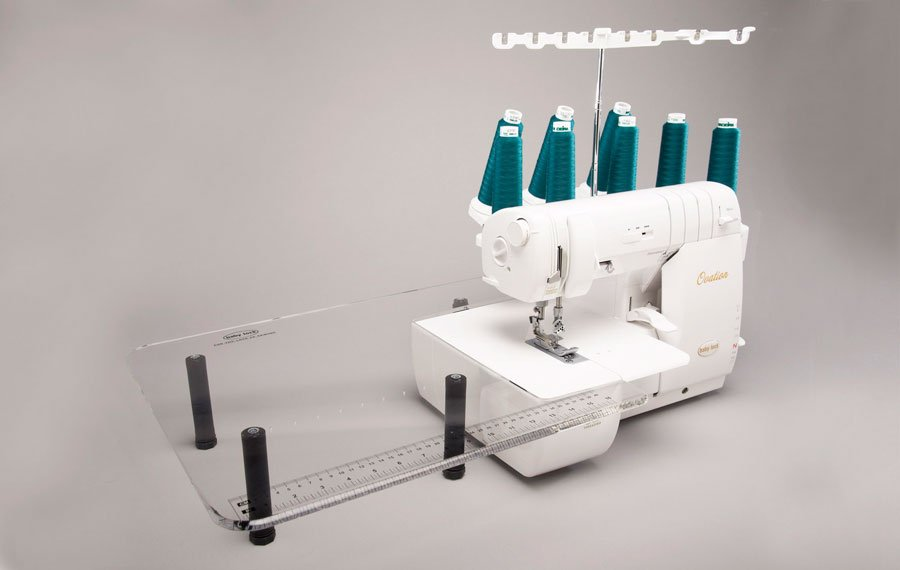 Babylock Serger Extension Table Acrylic