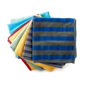 Cleaning Cloth - E-CLOTH HOME CLEANING SET, 8 CT, EA-1