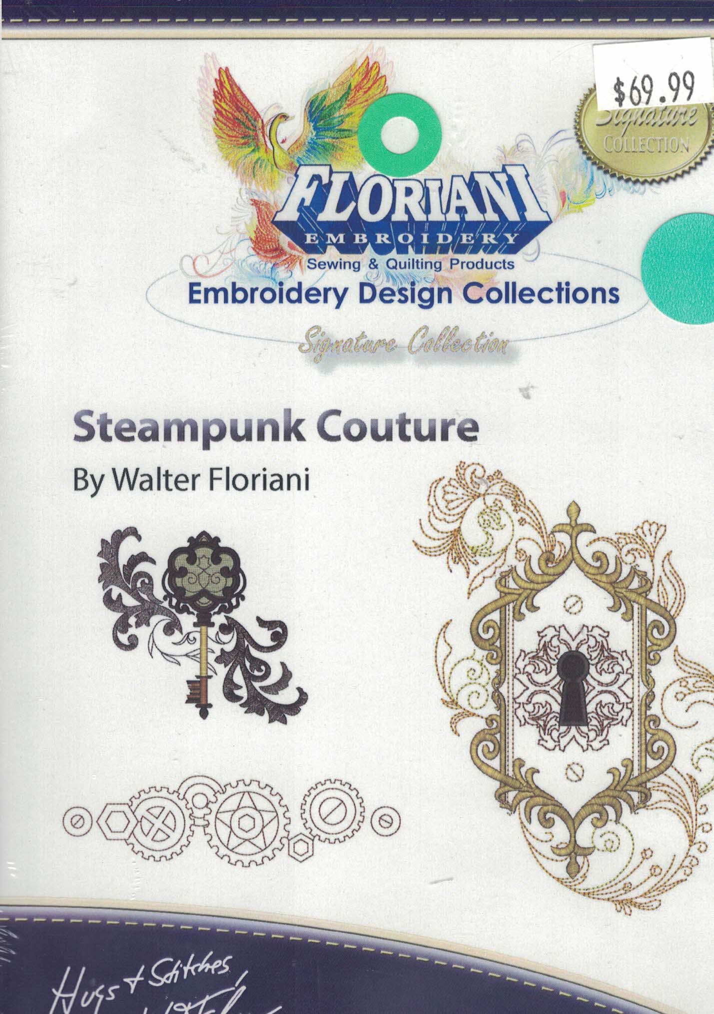 Steam Couture by Walter Floriani