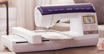 Innov-�s NQ1400E Embroidery Only Machine