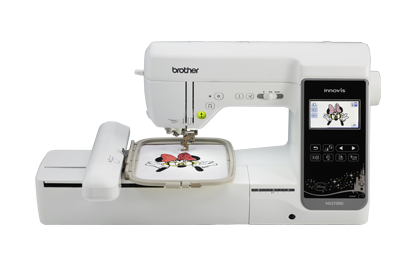 Innov-ís NS2750D with Disney Sewing and Embroidery Machine Combo