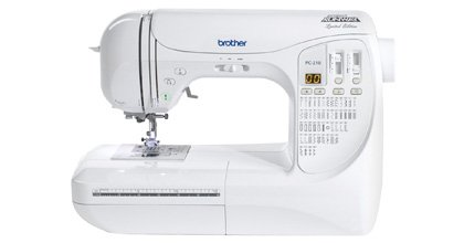 PC210PRW Project Runway™ Limited Edition Sewing Machine