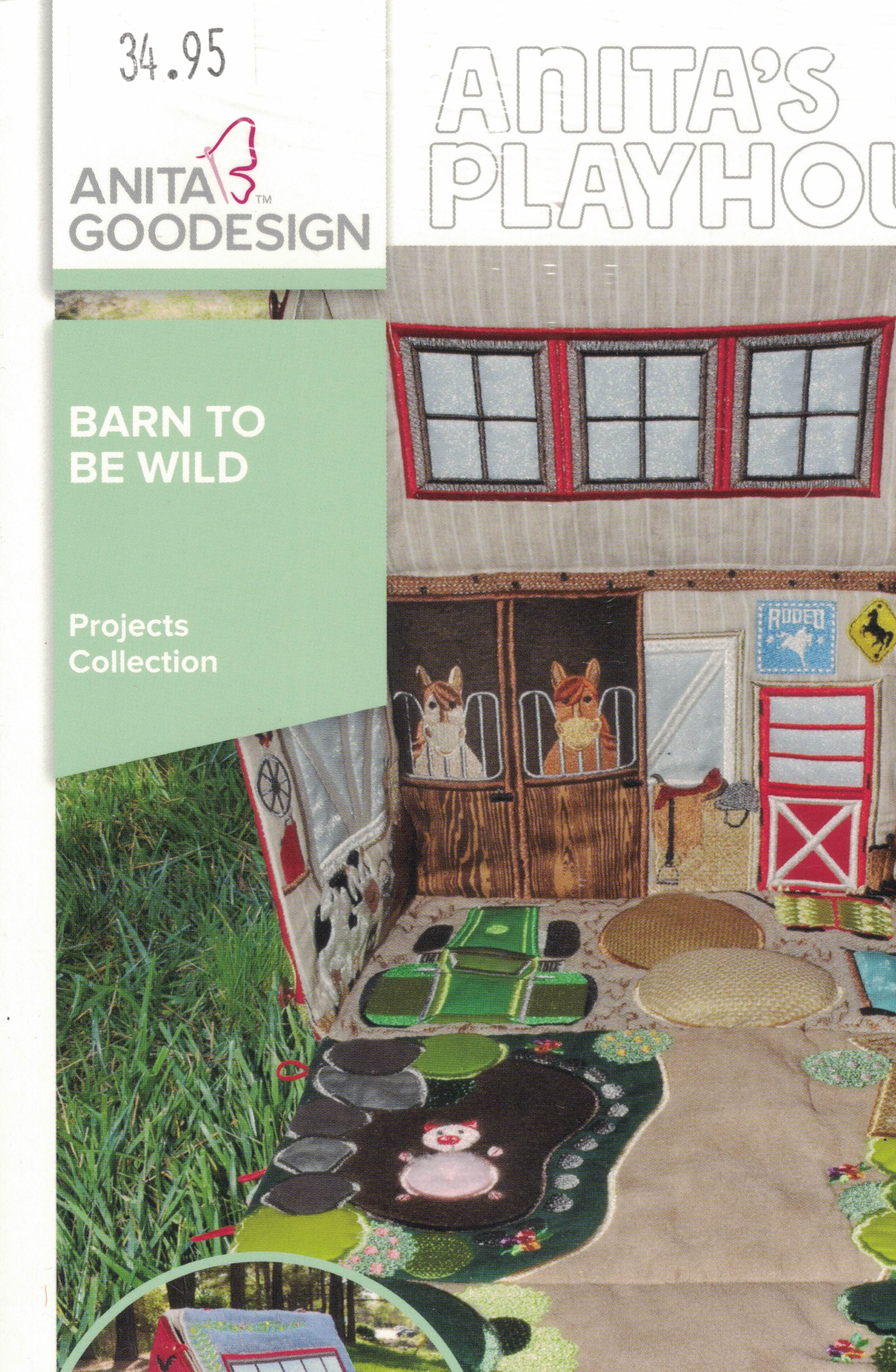 Barn To Be Wild CD Project Collection PROJ113