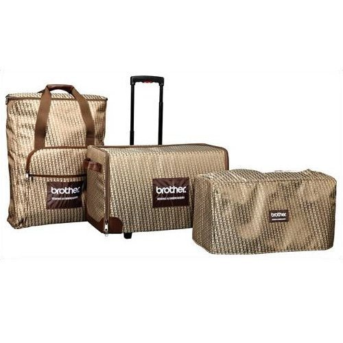 CUSTOM ROLLING LUGGAGE FOR V SERIES BROWN