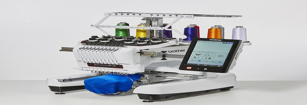 Entrepreneur ProX PR1050X Multi-Needle Embroidery Machine