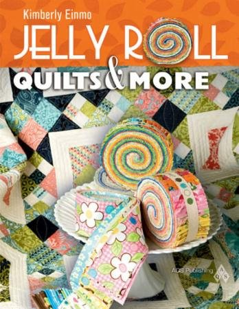 Book - Jelly Roll Quilts and More