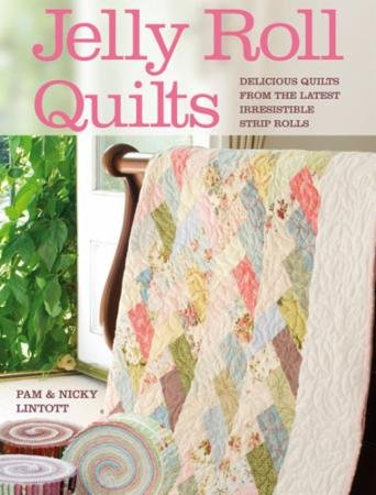 Book - Jelly Roll Quilts