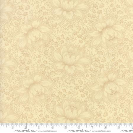 Fabric - 108 in. Backing Farmhouse Reds  (Beige Tonal) 11135-23
