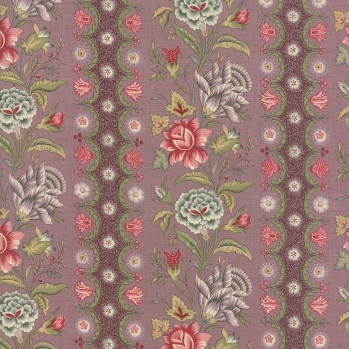 Fabric - Jardin d' Ver - Lavender 13811-13