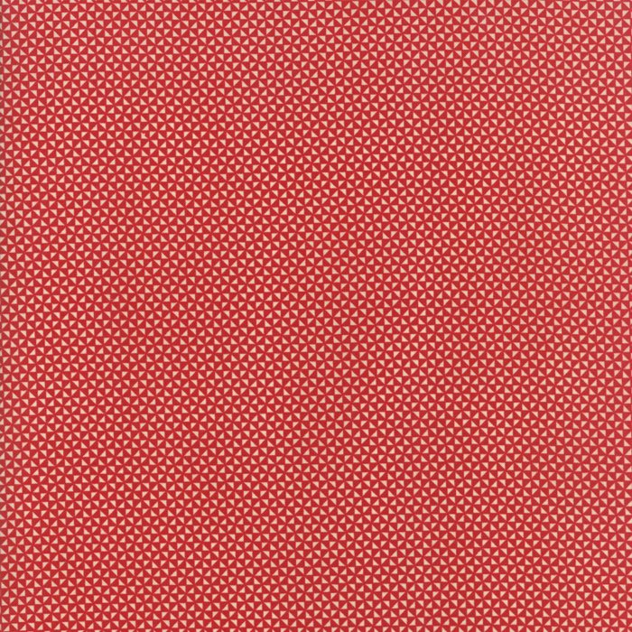 Fabric - Farmhouse Reds (Ivory Red) 14854-13