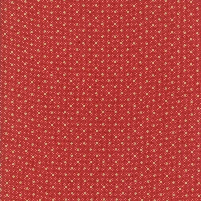 Fabric - Farmhouse Reds  (Red) 14855-11