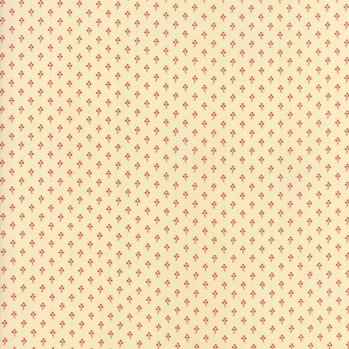 Fabric - Farmhouse Reds  (Dark Tan) 14856-13
