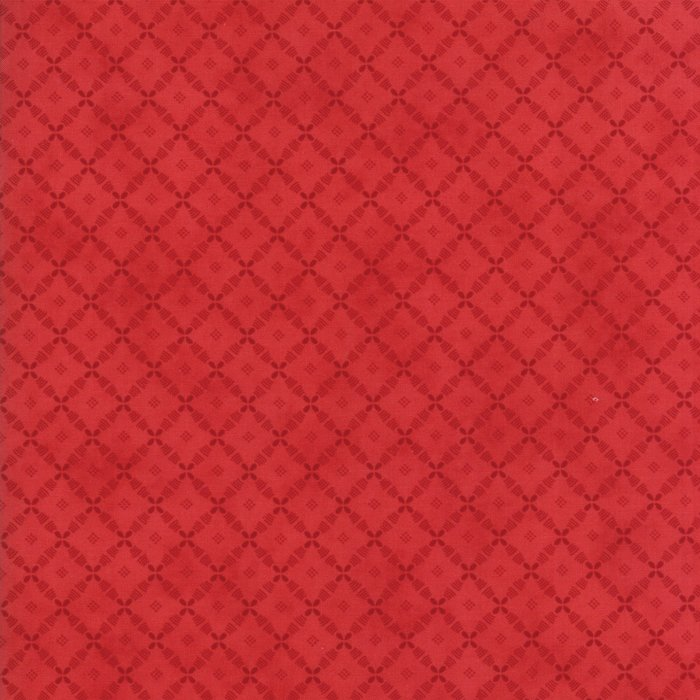 Fabric - Farmhouse Reds  (Red) 14857-21