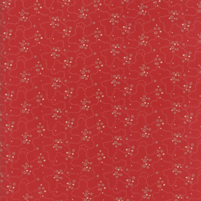Fabric - Farmhouse Reds  (Red) 14858-11