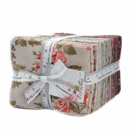 Fabric PreCuts - QUILL by Moda FQ bundle (40FQ's)