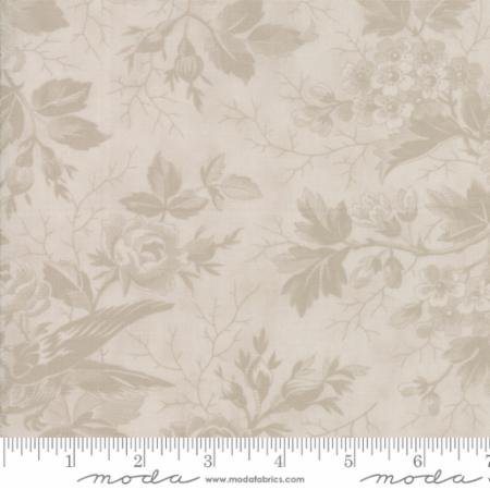 Fabric - Quill Tonal Parchment