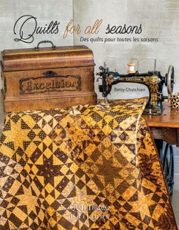 Book - Quilts for All Seasons - 9BC
