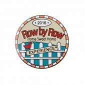 Row By Row 2016 Lapel Pin