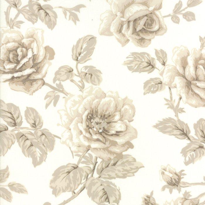 Fabric - Regency Blues-Tonal Sand 42301-18