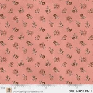 Fabric - Mississippi Beige Repro Fabric - 26852-PIN1