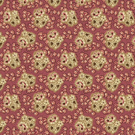 Fabric - Windermere Corsage - Rose