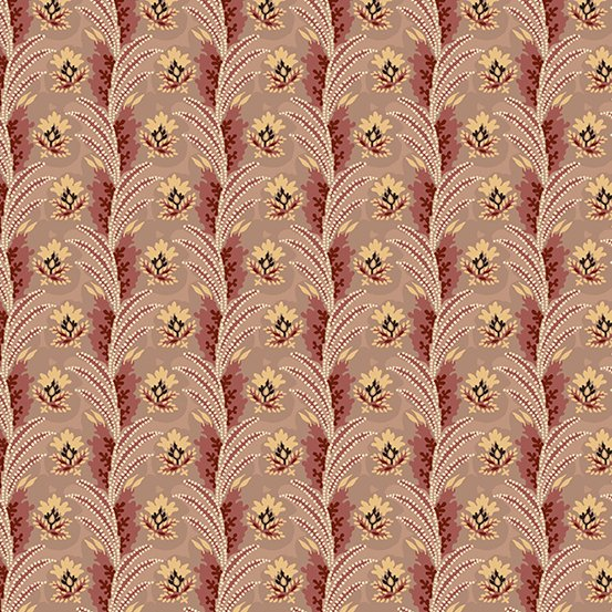 Fabric - Windermere Fronds - Mauve