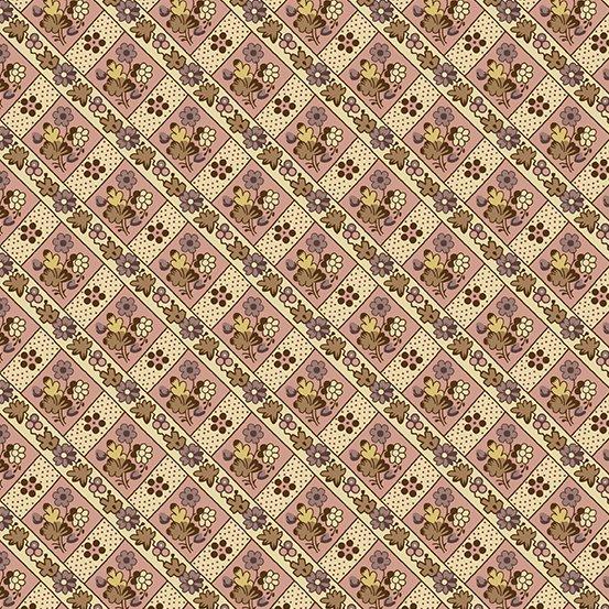 Fabric - Windermere Blossom - Blush