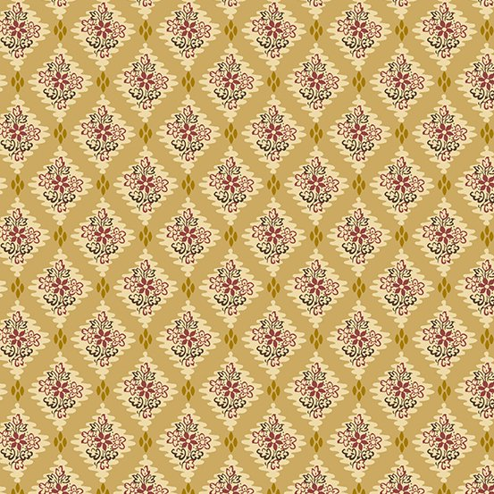 Fabric - Windermere Plaid - Khaki